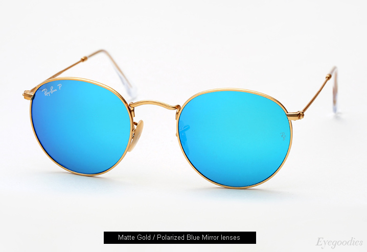 Rayban Sunglasses Blue  ray ban round metal sunglasses rb 3447 and rb 3517