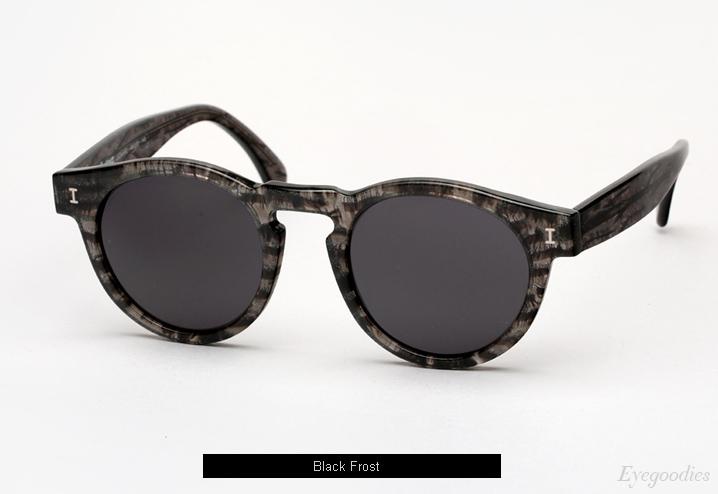 Illesteva Leonard sunglasses - Black Frost