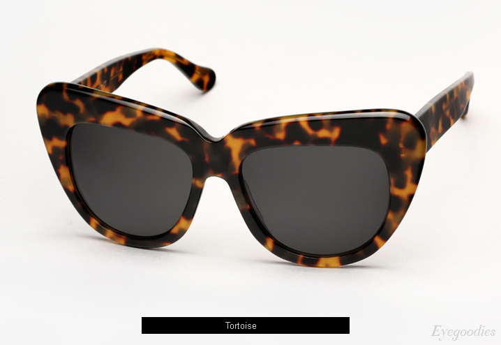 Illesteva Brigitte sunglasses