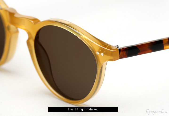 Illesteva Marco sunglasses - Blond / Light Tortoise