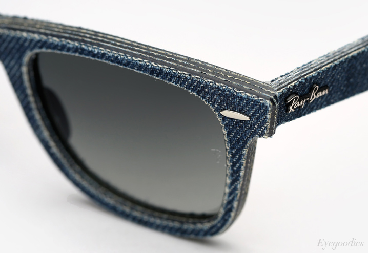 Ray Ban Denim Wayfarer sunglasses