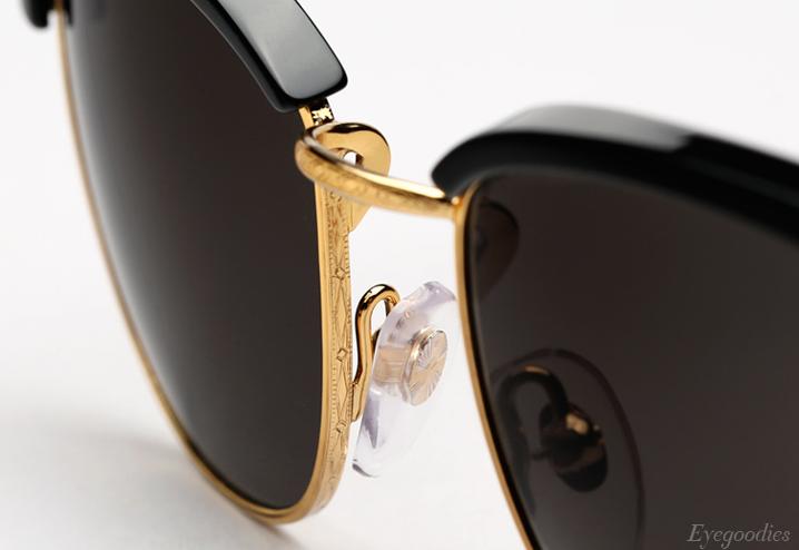Super Terrazzo Black sunglasses