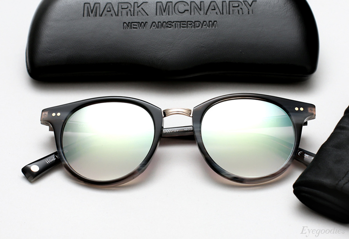 Garrett Leight X Mark Mcnairy - SS 2015