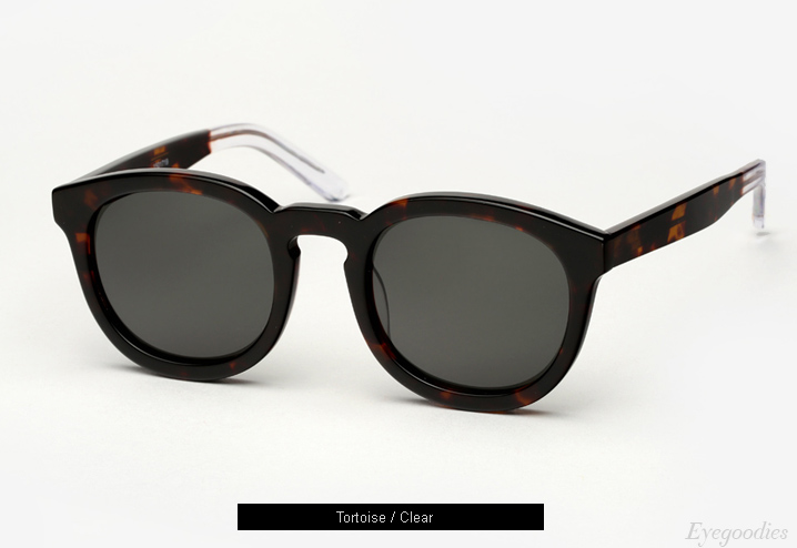 Ksubi Bonde Sunglasses -  Tortoise