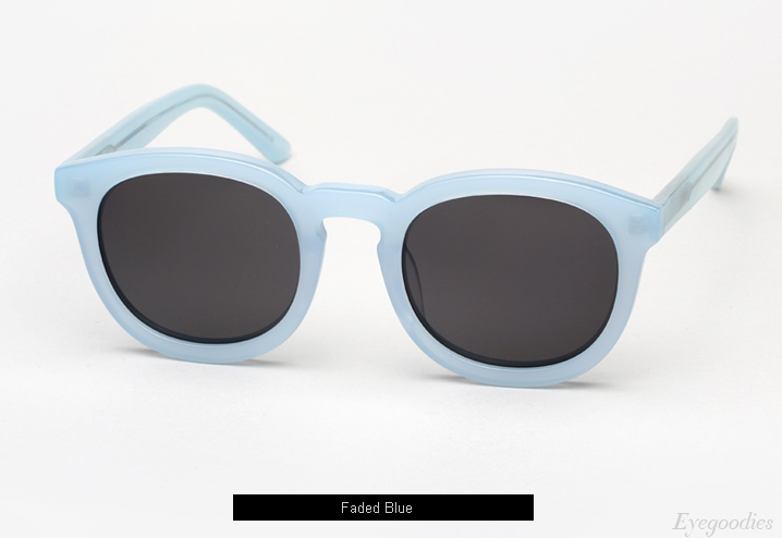 Ksubi Bonde Sunglasses -  Faded Blue
