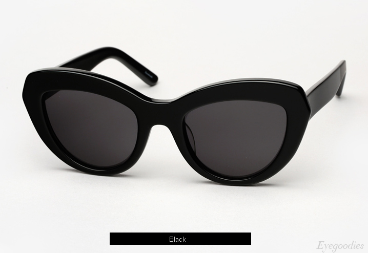 Ksubi Florina sunglasses - Black