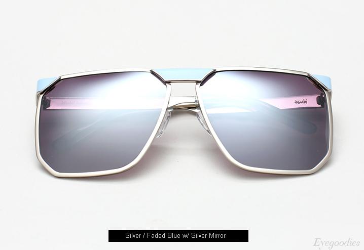Ksubi Helicon Sunglasses - Silver