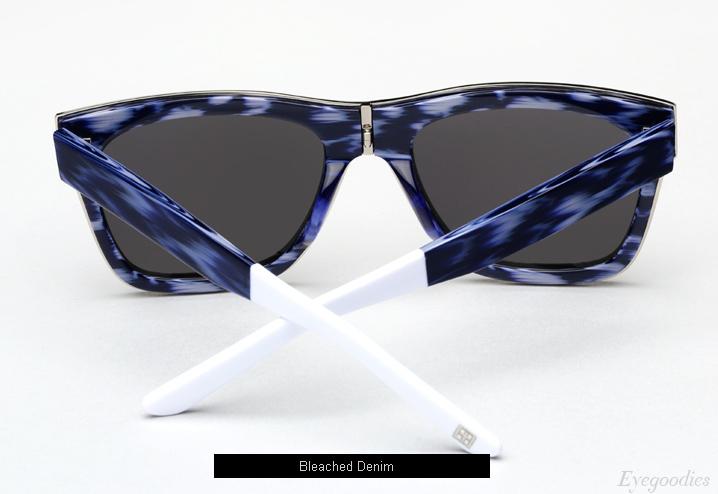 Ksubi Solaria Sunglasses - Bleached Denim