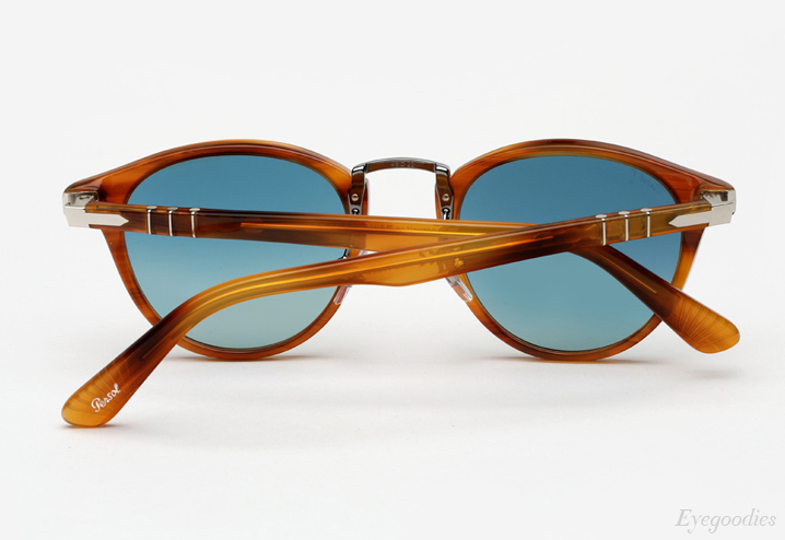 Persol 3108 Typewriter Edition sunglasses - Honey Tortoise