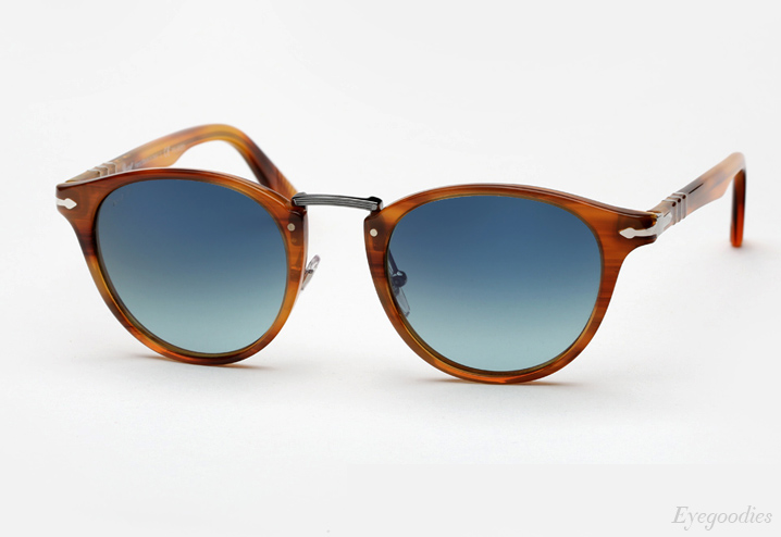 103e7f079ca2f Persol 3108 Typewriter Edition sunglasses - Honey Tortoise