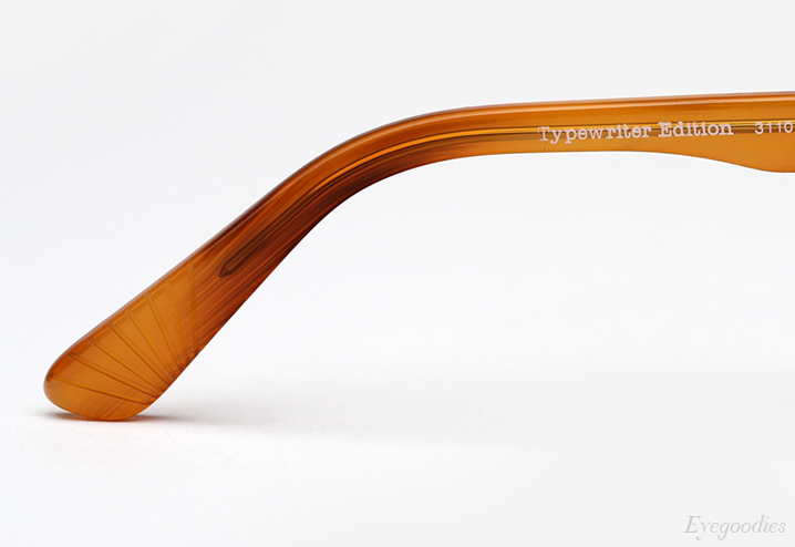 Persol 3110 Typewriter Edition sunglasses - Honey Tortoise