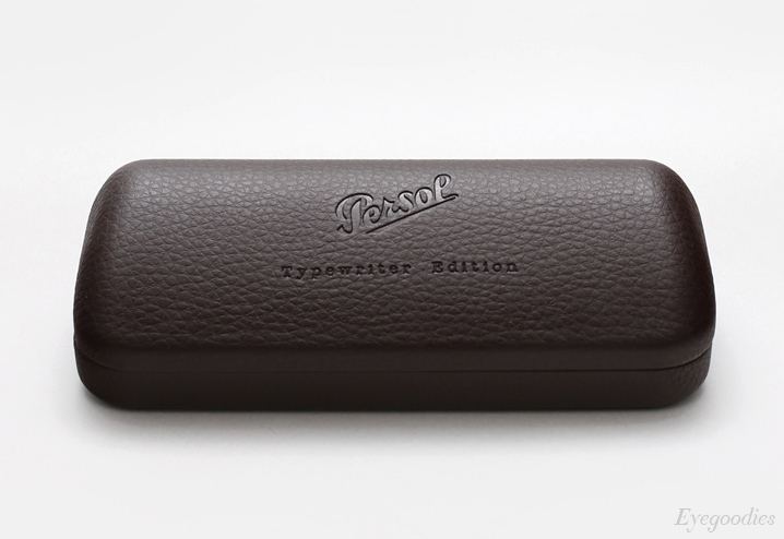 Persol Typewriter Edition Sunglasses case