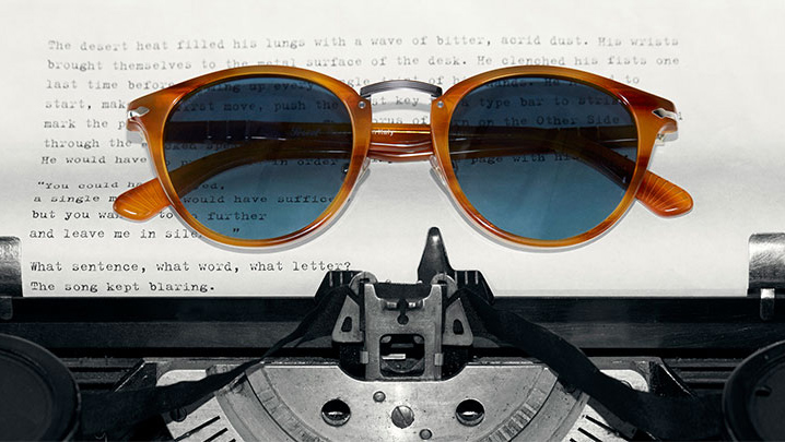 Persol Typewriter Edition Sunglasses