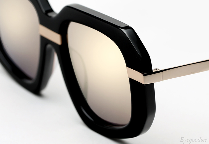Karen Walker Creeper Superstars sunglasses
