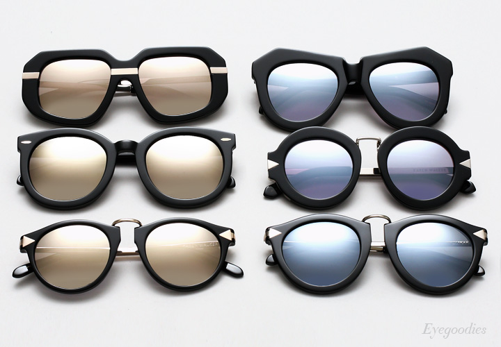 Karen Walker Sunglasses Superstars 2015