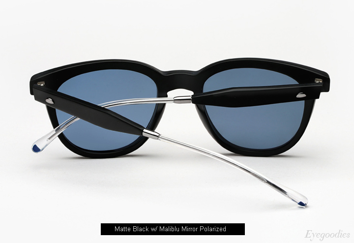 Oliver Peoples West Beech sunglasses - Matte Black