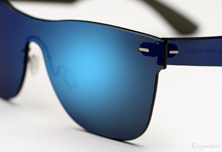 Super Basic Large Tuttolente Blue sunglasses