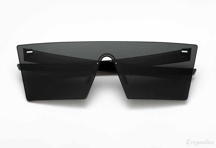 Super W Tuttolente Black sunglasses