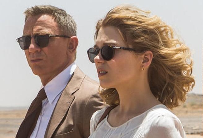 James Bond Spectre sunglasses - Tom Ford Henry