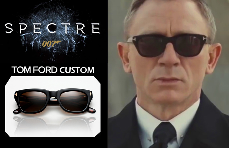 Tom Ford James Bond Spectre Sunglasses