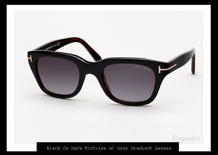Tom Ford Snowdon - Black - James Bond Spectre sunglasses