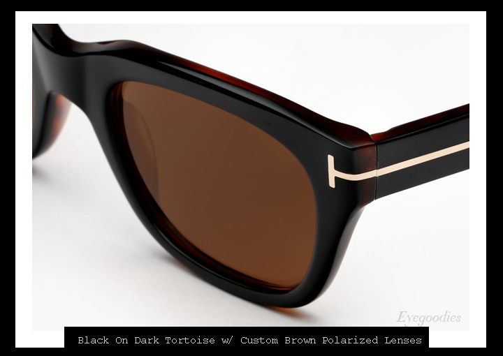 Tom Ford Snowdon Custom - James Bond Spectre sunglasses