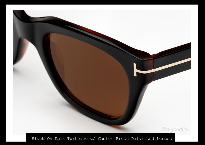9087fa37c61 ... Tom Ford Snowdon Custom - James Bond Spectre sunglasses ...
