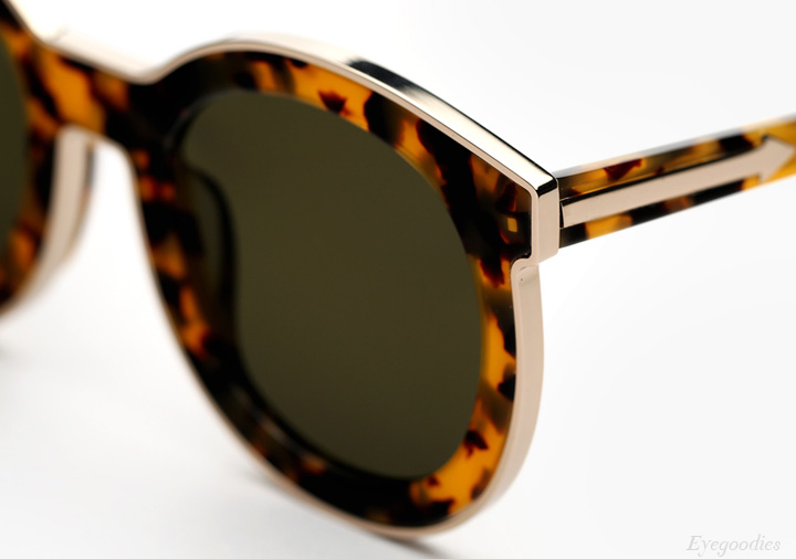 Karen Walker sunglasses arrow
