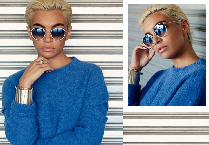 Garrett Leight Paloma sunglasses
