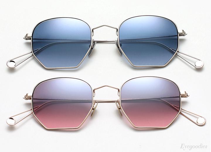 Garrett Leight X Mark McNairy, Liberty sunglasses