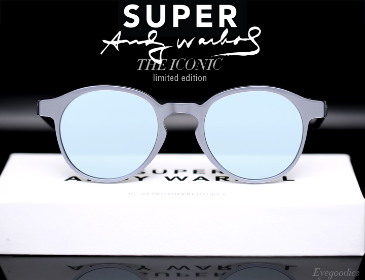 Super Andy Warhol - The Iconic Limited Edition Sunglasses