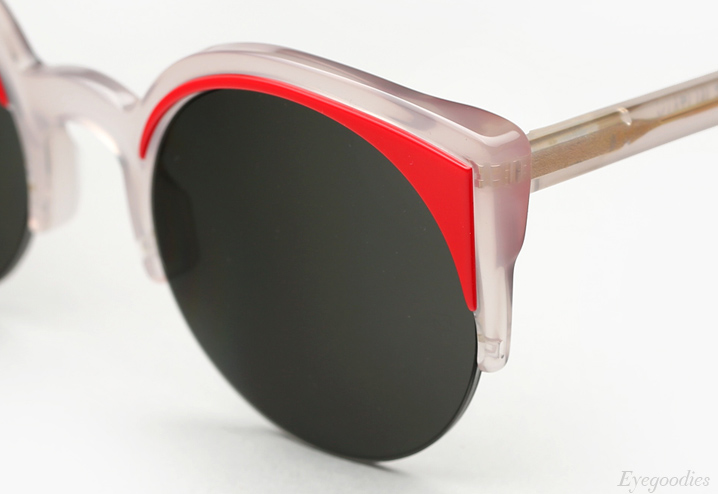 Super Lucia Surface Coral sunglasses