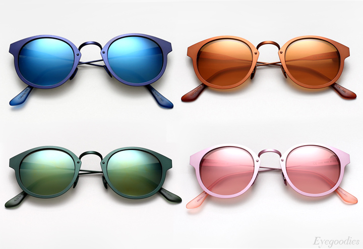 Super Panama Synthesis sunglasses