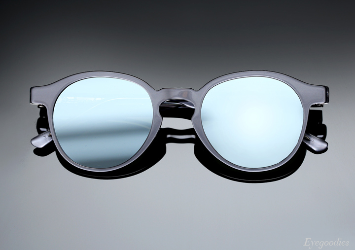 Super Andy Warhol - The Iconic sunglasses -Silver