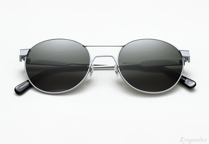 Han Green sunglasses - Titanium