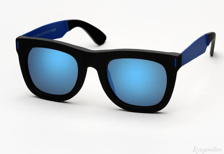 1706bb6c8a4b Super Ciccio Francis Squadra Blue sunglasses