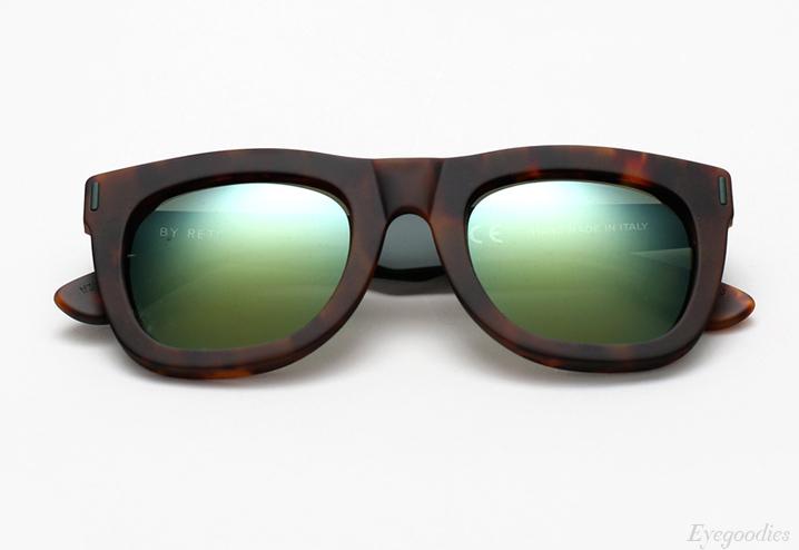 ffef00081e26 Super Ciccio Francis Squadra Green sunglasses