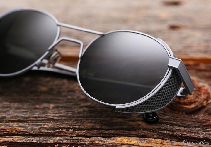 Han Green Sunglasses - SS 2016