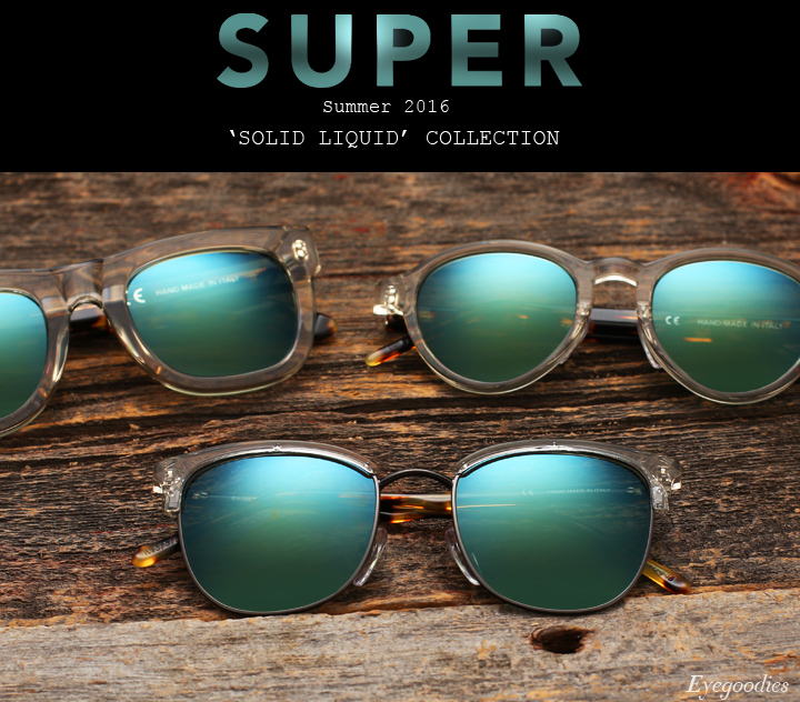 Super sunglasses Summer 2016