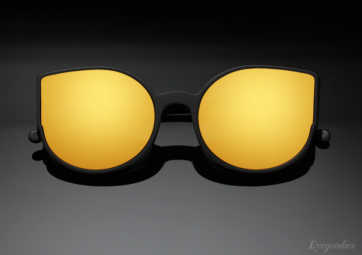 Super Lucia Forma Gold sunglasses