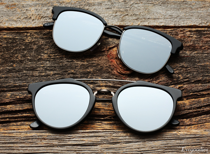 Super Black Matte Zero sunglasses