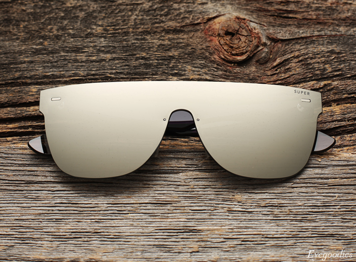 Super Flat Top Tuttolente Ivory sunglasses