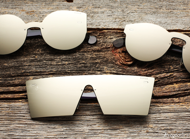 Super Tuttolente Ivory sunglasses