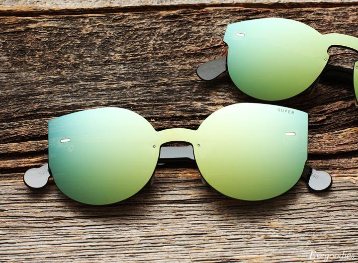 Super Tuttolentr Petrol sunglasses