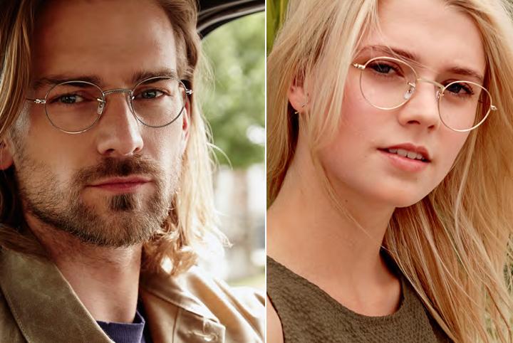Garrett Leight Cloy eyeglasses
