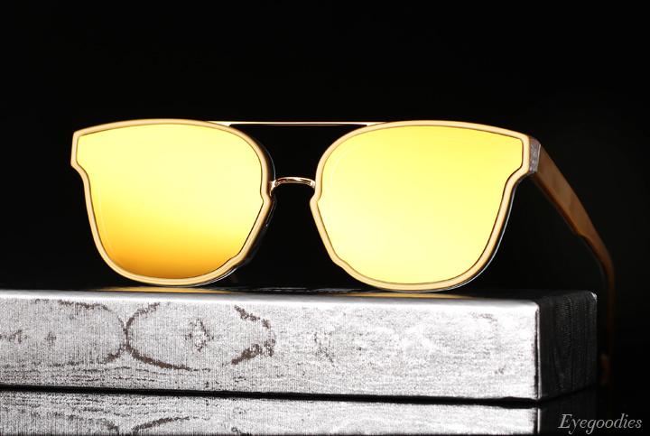 Super Akin Forma Gold sunglasses