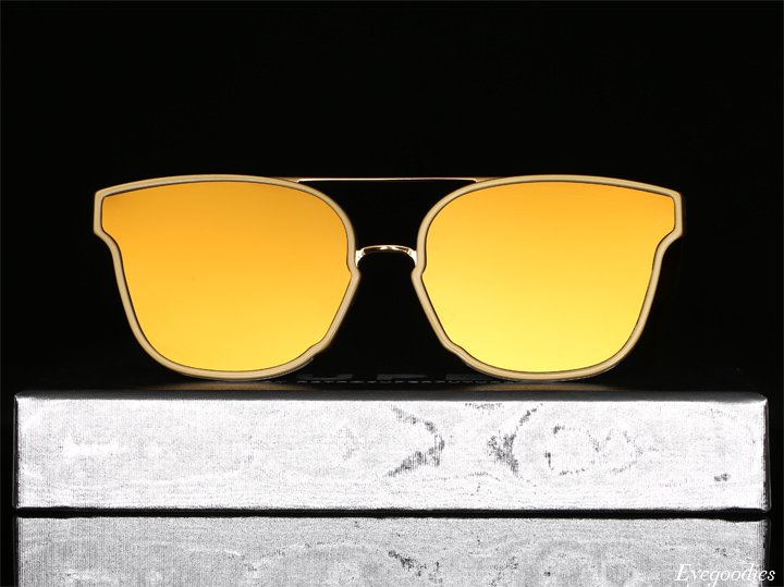 Super Akin Forma Gold sunglasses
