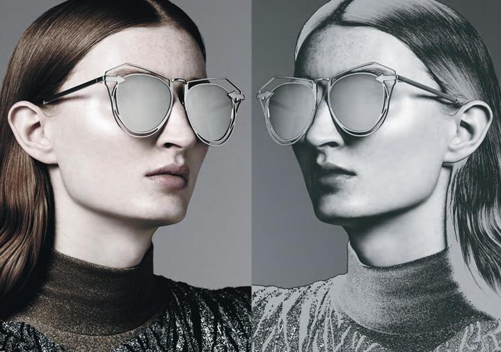 Karen Walker Marguerite sunglasses