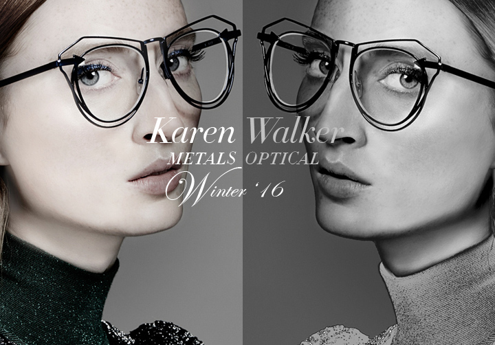 Karen Walker Eyeglasses