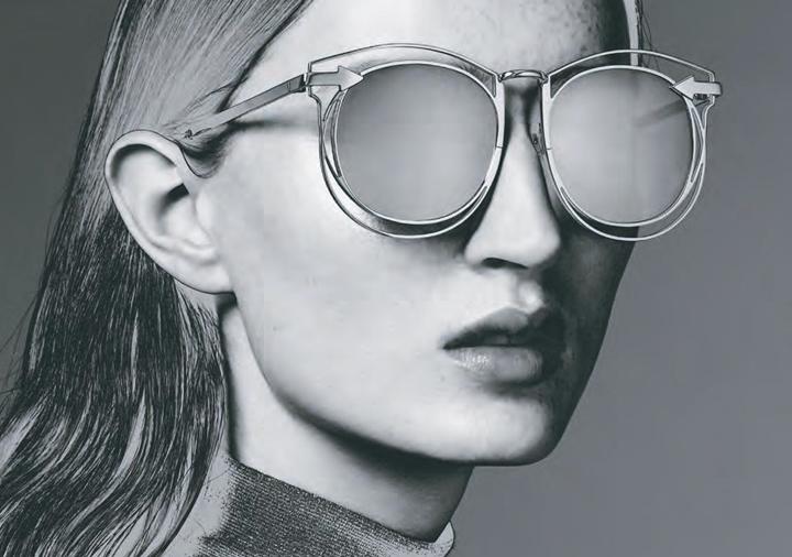 Karen Walker Simone sunglasses